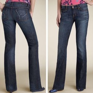 👖Citizens of Humanity Margo stretch jeans